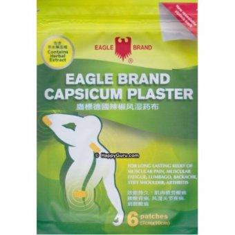 Eagle Brand Miếng Dán Giảm Đau Cơ