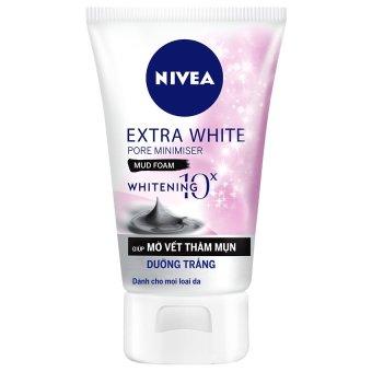 Sữa rửa mặt khoáng chất trắng da NIVEA 50g