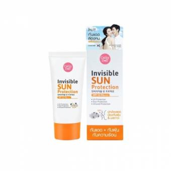 Kem chống nắng trong suốt Cathy Doll Invisible Sun Protection SPF33 PA+++ 20g