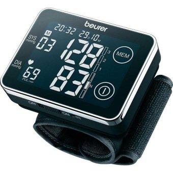 Máy đo huyết áp điện tử cảm ứng Beurer BC58 (Đen)