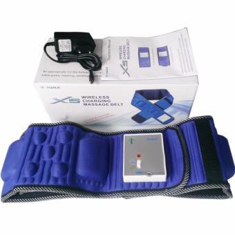 Đai massage bụng không dây pin sạc HL-601 2 tốc độ