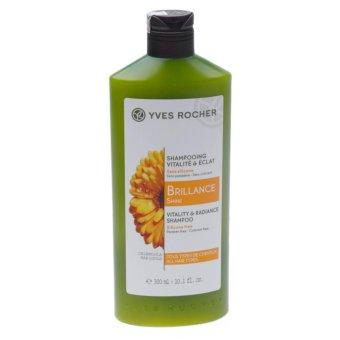 Dầu gội hồi phục và làm sáng tóc Yves Rocher SHINE VITALITY AND RADIANCE SHAMPOO 300 ML BOTTLE