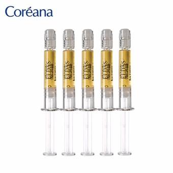 Bộ 5 ống tế bào gốc Eldas EG Tox Program Coreana phục hồi da, chống lão hóa 2ml x 5 ống