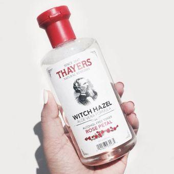 nước hoa hồng Thayers mùi petal rose