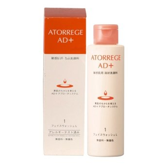Sữa rửa mặt Atorrege AD+ Face Wash Liquid 150ml
