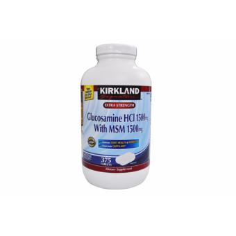 Glucosamine Hcl 1500mg 375 Viên