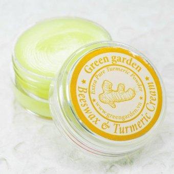 Cream dầu dừa sáp ong tinh nghệ 20gr