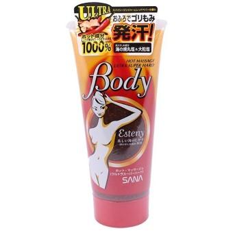 Kem giảm mỡ bụng Esteny Hot Massage Body 240g