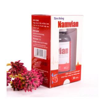 Bộ 10 hộp Tâm thống Namvian