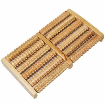 Dụng cụ massage chân bằng gỗ ( vrg1125 )