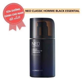 Sữa Dưỡng Làm Trắng Da, Ngăn Ngừa Lão Hóa Neo Classic Homme Black Essential 80 Emulsion 35Ml/1.18Fl.Oz.