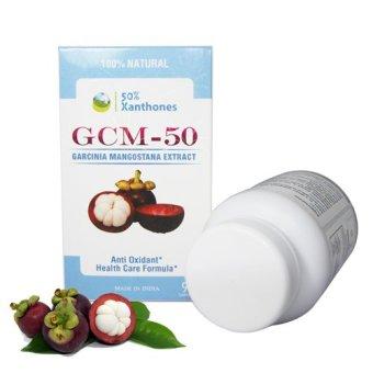 Viên giảm cân GCM-50 từ măng cụt 90 viên