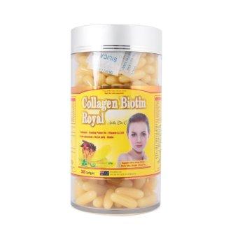 Sữa Ong Chúa Úc 100% Royal Jelly Golden Health 365 viên (Bảo Hân)