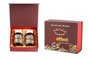 Hộp 2 hũ Sữa ong chúa Viên nang Beeffect
