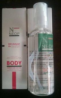 Chăm sóc cơ thể NEOP BODY - Dưỡng Da Trắng Mịn - Phai Mờ Vết Thâm - 100% Natural