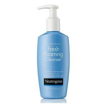 Sữa Rửa Mặt Tẩy Trang 2in1 Neutrogena Fresh Foaming Cleanser 198ml