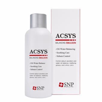 Kem dưỡng cân bằng chất cho da mụn ACSYS Balancing Emulsion 180ml