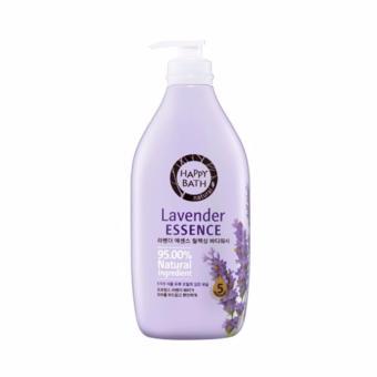Sữa tắm Happy Bath Lavender Essence 900g