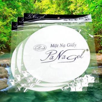 Bộ 3 túi Mặt nạ giấy khô Pa Na Gol
