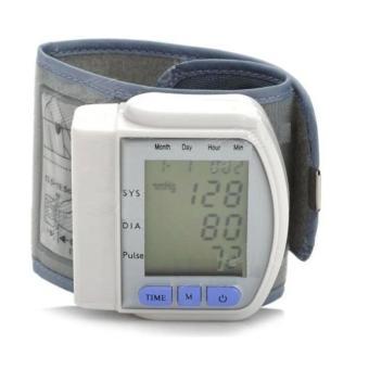 Máy đo huyết áp cổ tay CK102S (Trắng)