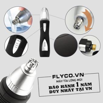 Máy tỉa lông mũi Flyco FS 7805