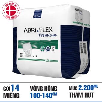 Tã quần người lớn Abri-Flex Premium L3 (14 miếng/gói)