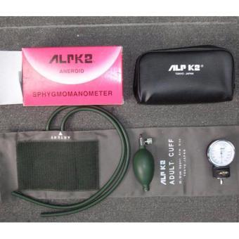 Máy đo huyết áp cơ ALPK2 Nhập khẩu Chính hãng Nhật Bản ( bao gồm cả tai nghe)