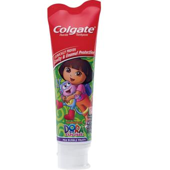 Kem đánh răng Colgate Dora explorer children 2 - 6 year