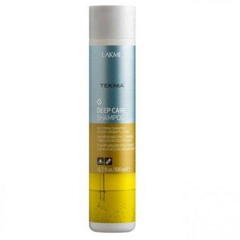 Dầu gội phục hồi tóc khô và hư tổn Lakme Teknia Deep Care 300ml