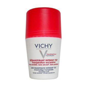 Lăn khử mùi Vichy Detranspriant Intensif 72 h ( 50 ml )