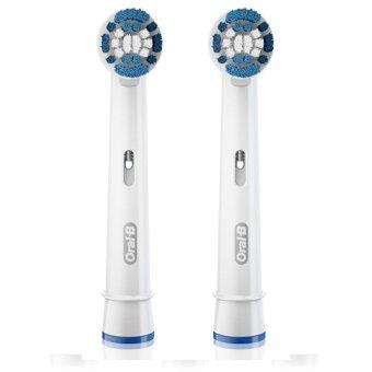 Bộ 2 đầu bàn chải đánh răng điện Oral-B precesion clean
