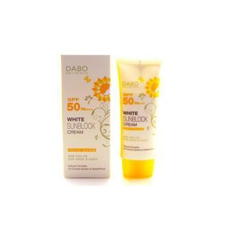 Kem chống nắng DABO White Sunbloack Cream SPF 50 PA+++ 70ml