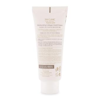 Kem Dưỡng Da Tay bổ sung Collagen 3W Clinic Collagen Hand Cream 100ml