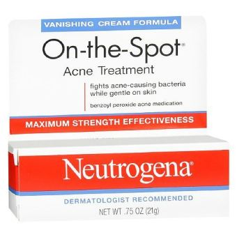 Kem trị mụn Neutrogena On the Spot Acne Treatment Vanishing Formula 21g