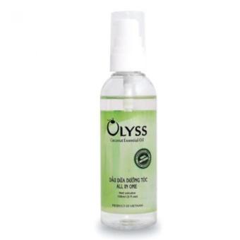 Dầu dừa dưỡng tóc Olyss 100ml