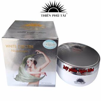 Kem dưỡng trắng da toàn thân White Doctor Naicollagen (200g)