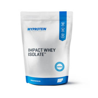 Impact Whey Isolate Vanilla 2.5KG