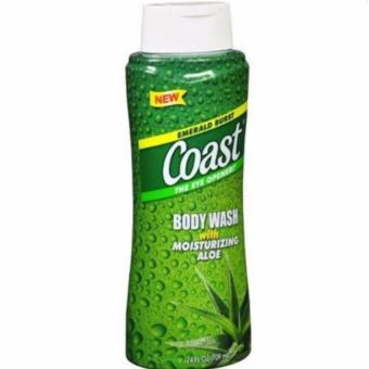Sữa tắm cho nam Coast Body Wash with Moisturizing Aloe 532ml