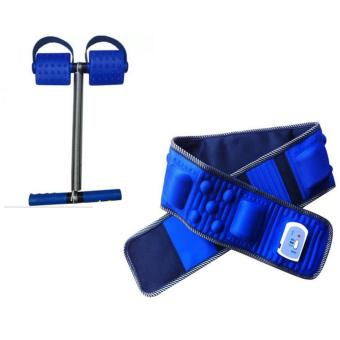 Bộ đai Massager X5 và dụng cụ tập thể dục đa năng GOOD090