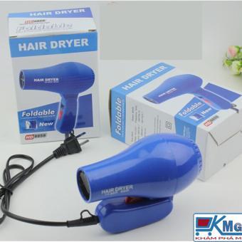 Máy sấy tóc gấp gọn Hair Dryer CY 201PGH (Xanh)