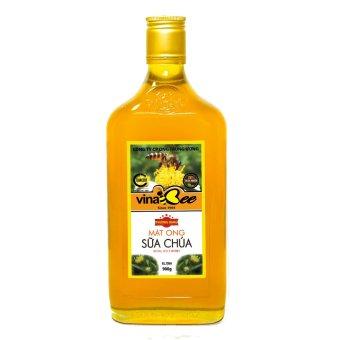 Bộ mật ong sữa chúa thượng hạng vinabee 900g
