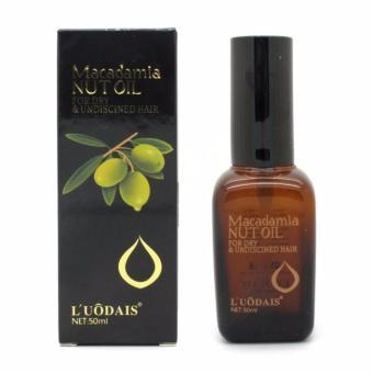 Tinh dầu dưỡng tóc mềm mượt từ hạt Macca nguyên chất (50ml)