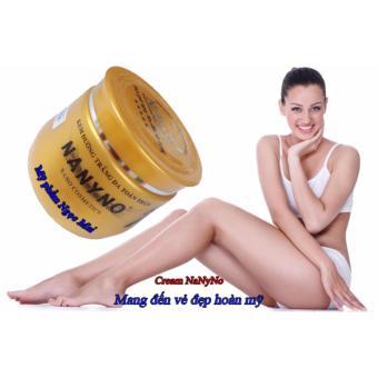 Kem dưỡng trắng da toàn thân NANYNO (120g)
