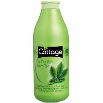 Sữa tắm Cottage Le Thé Vert Green Tea 750ml ( Hương Trà Xanh )