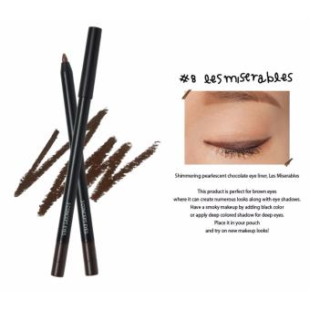 Bút kẻ mắt chống thấm nước 3CE Creamy water proof eye liner #8 Les Miserables