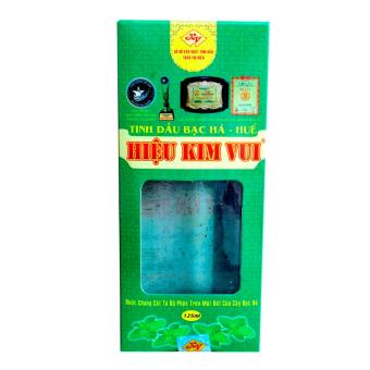 Tinh dầu bạc hà Kim Vui 125ml