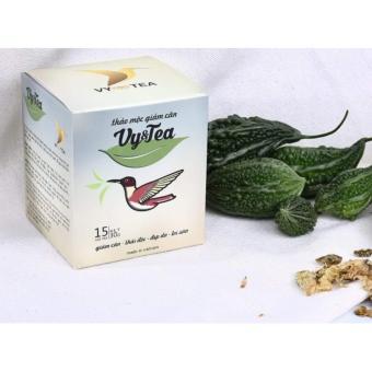 Trà thảo mộc giảm cân Vy & Tea