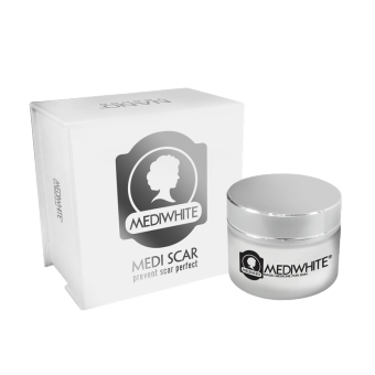 Kem trị sẹo rỗ Medi White Medi Scar Prevent Scar Perfect 25ml