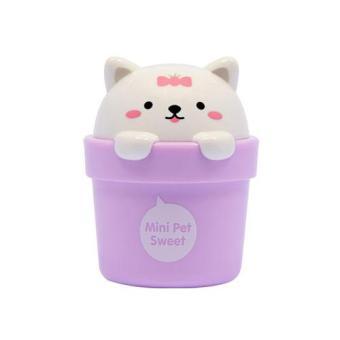 Kem Dưỡng Tay Cung Cấp Ẩm Lovely Meex Mini Pet Perfume Hand Cream 04 Fruity Floral 150Ml/5.0 Us Fl.Oz.