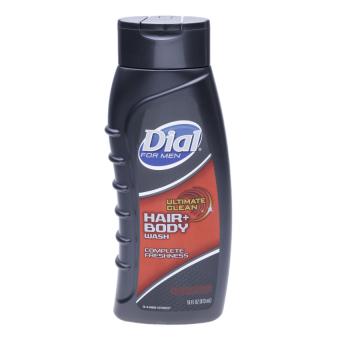 Dầu tắm gội Dial For Men Ultimate Clean 473ml